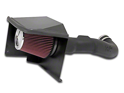 K&N Series 57 FIPK Cold Air Intake (09-13 5.3L Sierra 1500)