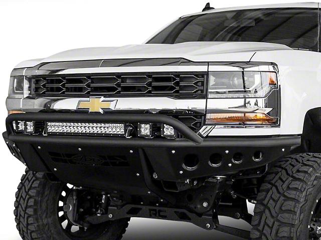 Addictive Desert Designs Stealth R Front Bumper (16-18 Sierra 1500)