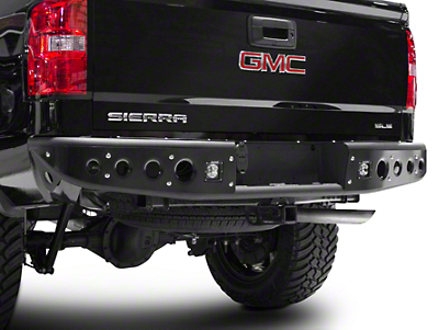 Addictive Desert Designs Stealth Rear Bumper (14-18 Sierra 1500)