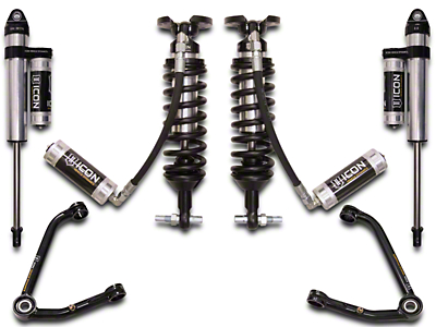 ICON Vehicle Dynamics 1-3 in. Suspension Lift System - Stage 4 (07-18 Sierra 1500, Excluding Denali)