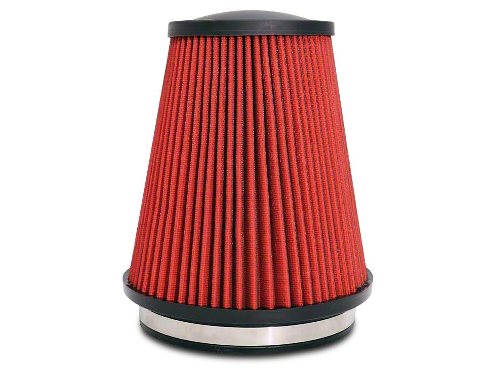 Corsa DryFlow 3D Air Filter - 6 in. x 7.5 in. x 8 in. (07-18 Sierra 1500)
