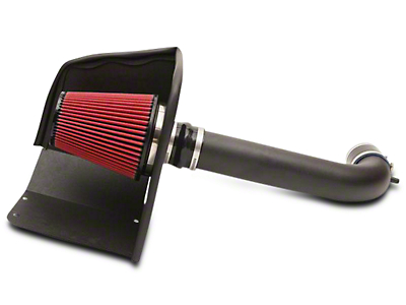 Corsa APEX DryFlow Metal Cold Air Intake (14-18 5.3L Sierra 1500)