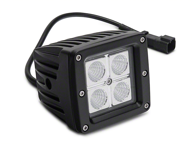 Barricade Replacement LED Fog Light for Barricade Extreme HD Bumpers (07-18 Sierra 1500)