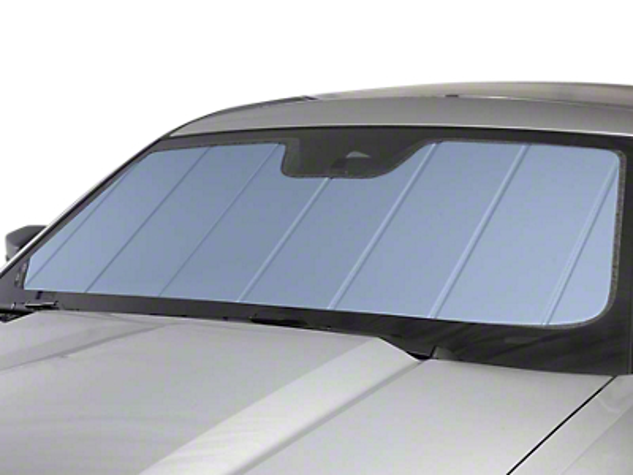 Covercraft UVS100 Custom Sunscreen - Blue (07-13 Sierra 1500)