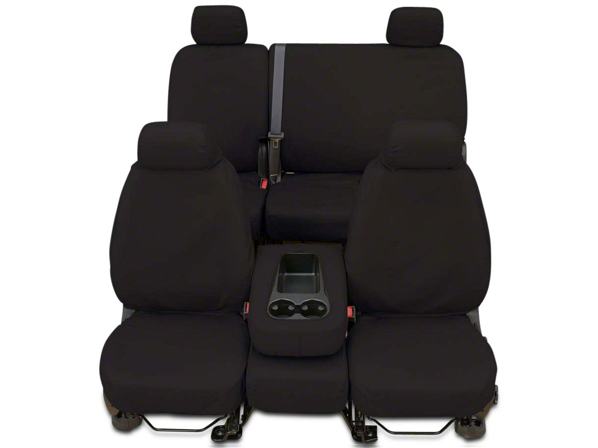 Superb Covercraft Seatsaver Front Seat Covers Charcoal 14 18 Sierra 1500 W Bucket Seats Caraccident5 Cool Chair Designs And Ideas Caraccident5Info