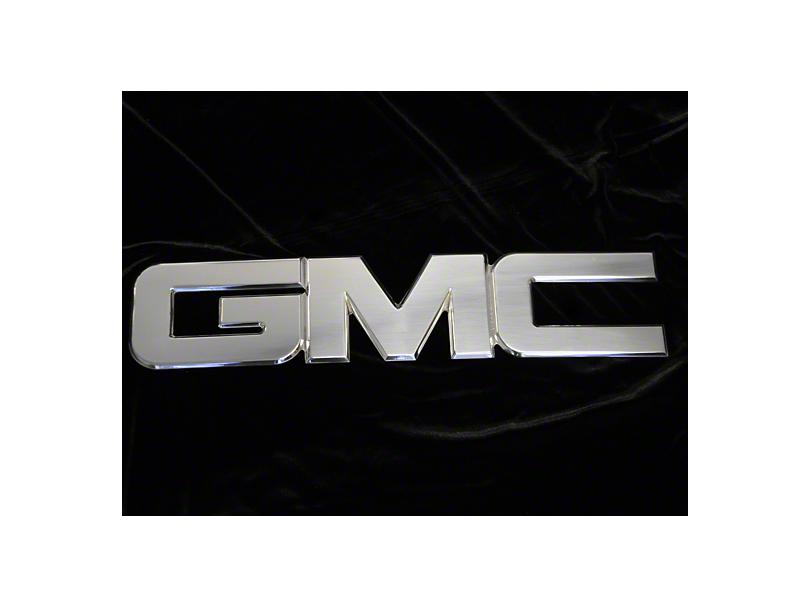 T-REX Front Polished Billet GMC Emblem (07-13 Sierra 1500)