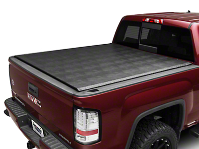 Truxedo Titanium Hard Roll-Up Tonneau Cover (14-18 Sierra 1500 w/ Short Box)