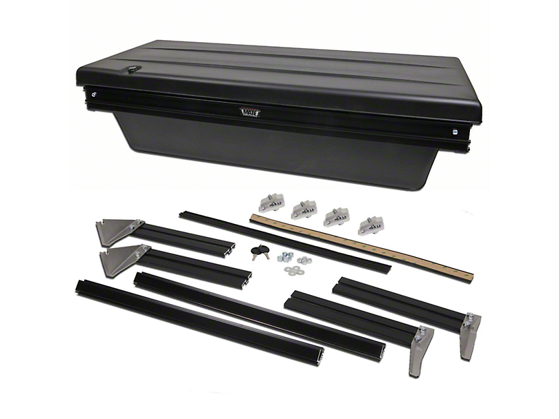 Truxedo TonneauMate Storage Box (07-18 Sierra 1500)
