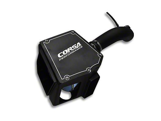 Corsa PowerCore Closed Box Cold Air Intake (09-13 6.2L Sierra 1500)
