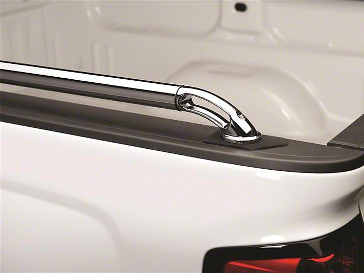 Putco Traditional Locker Side Bed Rails - GM Licensed (14-18 Sierra 1500)