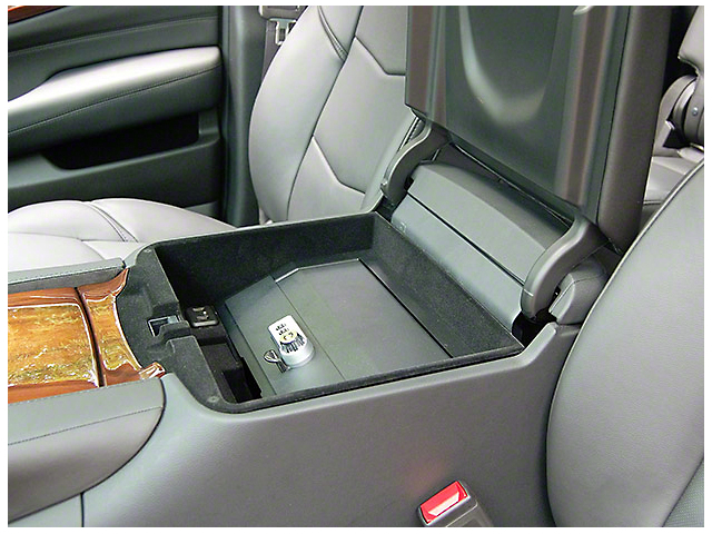Center Console Lock Vault (14-18 Sierra 1500)