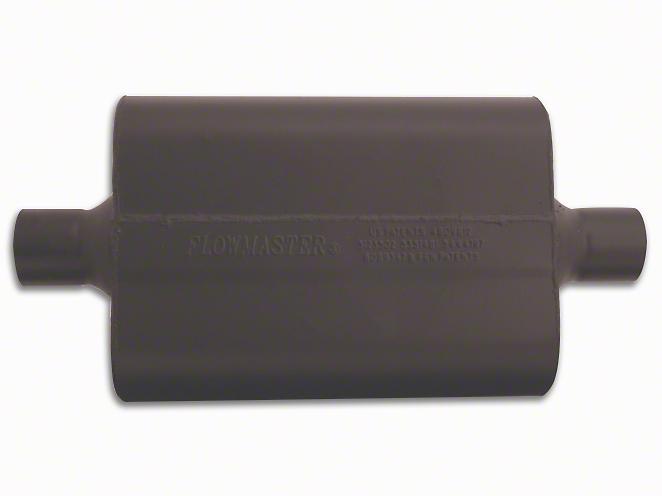 Flowmaster Super 44 Series Center/Center Muffler - 2.25 in. (Universal Fitment)