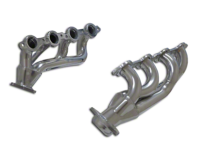 Flowmaster 2.5 in. Scavenger Series Elite Shorty Headers (07-09 4.8L, 5.3L Sierra 1500)