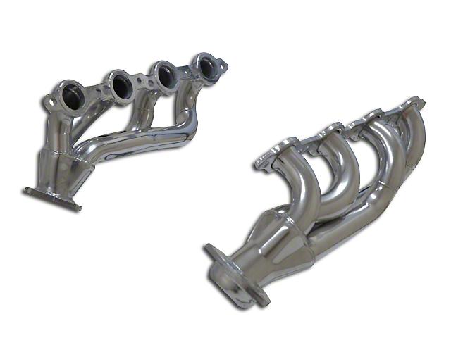 Flowmaster 2.5 in. Scavenger Series Elite Shorty Headers (07-09 4.8L, 5.3L Sierra 1500)