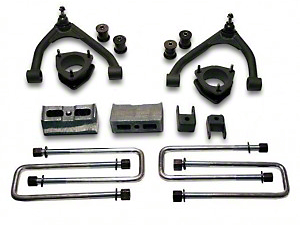 Tuff Country 4 in. Suspension Lift Kit (07-18 2WD Sierra 1500 w/ Cast Steel Control Arms)