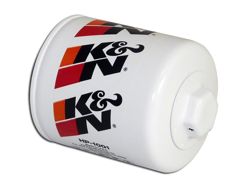 K&N Performance Gold Oil Filter (07-13 4.3L Sierra 1500)
