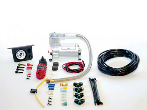 Air Lift Performance Load Controller I Single Path Heavy Duty On-Board Air System (07-18 Sierra 1500)
