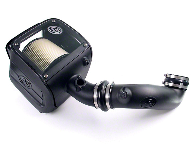 S&B Cold Air Intake w/ Dry Extendable Filter (09-13 6.0L Hybrid Sierra 1500)