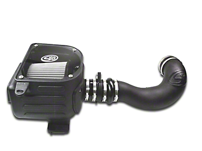 S&B Cold Air Intake w/ Dry Extendable Filter (07-08 4.8L Sierra 1500)