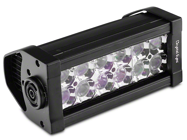7 Inch 7 Series LED Light Bar; Flood/Spot Combo