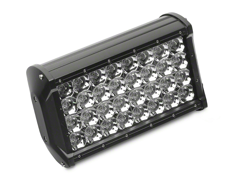 Alteon 10 in. 6 Series LED Light Bar - 8 Degree Spot Beam
