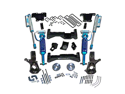 SuperLift 8 in. Suspension Lift Kit w/ King Coilovers & Shocks (07-18 4WD Sierra 1500, Excluding 14-18 Denali)