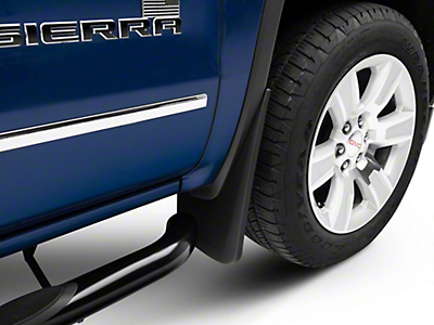 Husky Front & Rear Mud Guards (14-18 Sierra 1500)