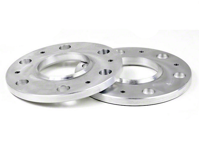 ReadyLIFT 0.5 in. Billet Aluminum Hubcentric Spacers (07-19 Sierra 1500)