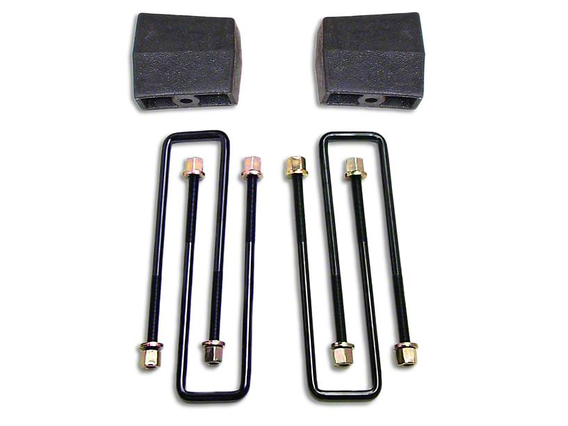 ReadyLIFT 4 in. Rear Lift Block Kit (14-18 Sierra 1500)