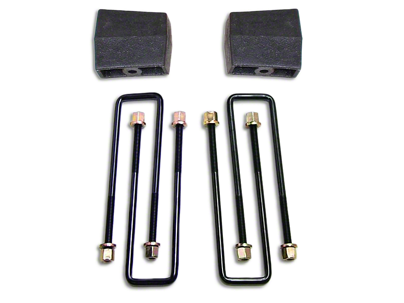 ReadyLIFT 5 in. Rear Lift Block Kit (14-18 Sierra 1500)