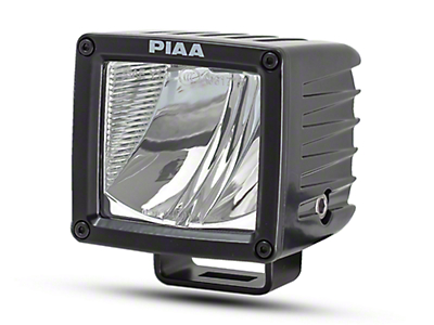 PIAA 3 in. RF Series LED Cube Light - Driving Beam