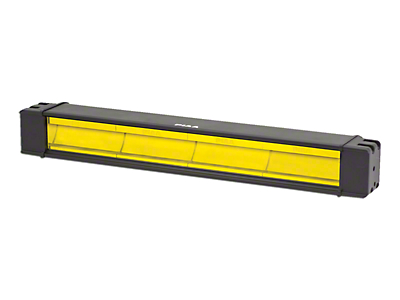 PIAA 18 in. RF Series Yellow LED Light Bar - Fog Beam