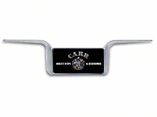 Carr Light Wing - Titanium Silver (07-18 Sierra 1500)