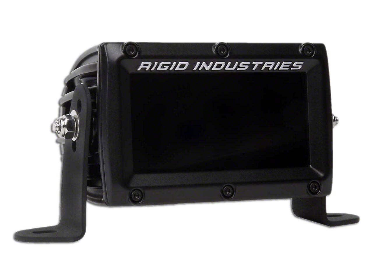 Rigid Industries 4 in. E-Series Infrared LED Light Bar - Flood/Spot Combo