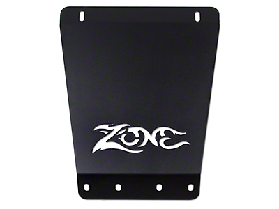 Zone Offroad Front Skid Plate for Zone Off-Road Lift Kits (07-18 Sierra 1500)