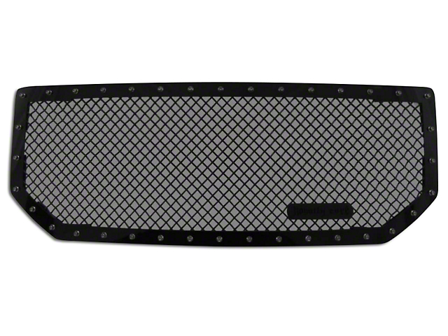 Royalty Core RC1 Classic Upper Replacement Grille - Black (16-18 Sierra 1500)