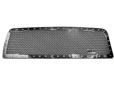 Royalty Core RC1 Classic Upper Replacement Grille - Chrome (16-18 Sierra 1500)