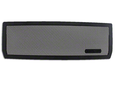 Royalty Core RCR Race Line Upper Replacement Grille - Satin Black (07-13 Sierra 1500)