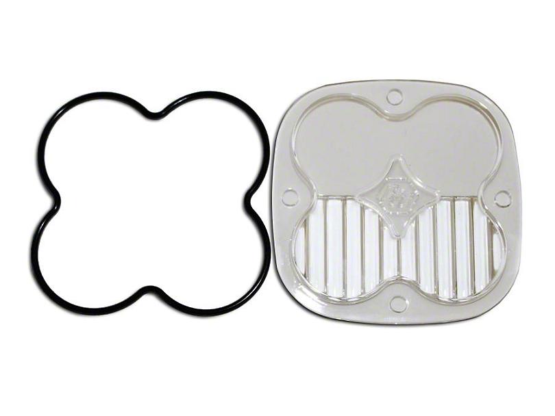 Baja Designs Squadron Series Lens Kit - Combo Beam (07-19 Sierra 1500)