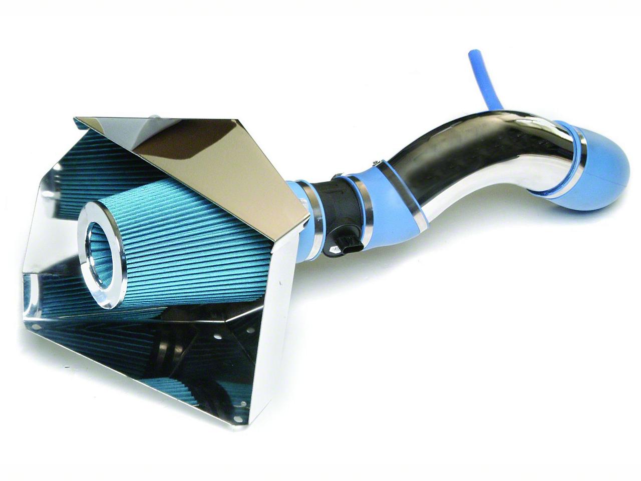 MAC Cold Air Intake - Polished (07-08 5.3L Sierra 1500)