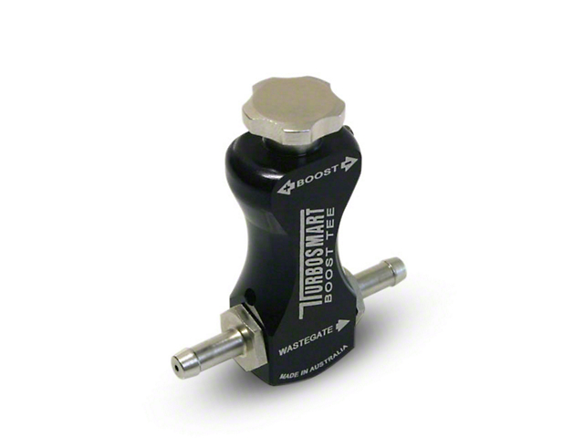 Turbosmart Boost-Tee Boost Controller - Black (07-19 Sierra 1500)