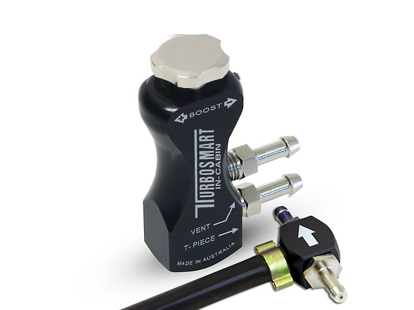 Turbosmart In Cabin Boost Controller - Black (07-19 Sierra 1500)