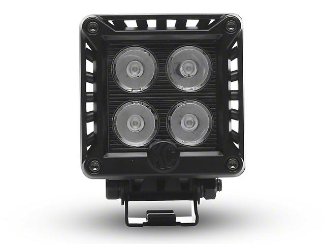 kc hilites sierra 3 in lzr series led cube light spot beam 1310 rh americantrucks com