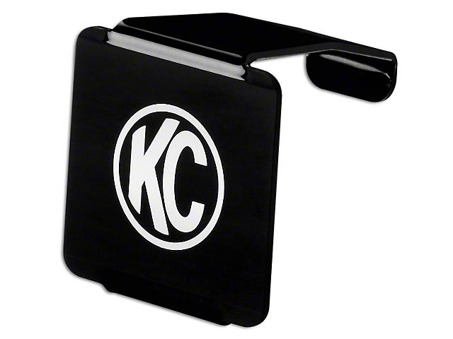 KC HiLiTES Hard Cover for 3 in. C3 Cube Light - Black (07-19 Sierra 1500)