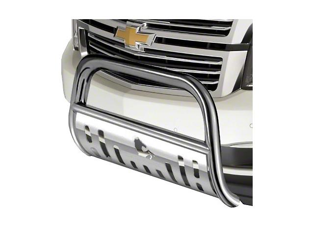 Bull Bar; Stainless Steel (07-18 Sierra 1500)