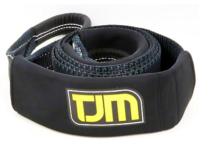 TJM 3 in. x 10 ft. Equalizer Strap - 17,600 lbs.