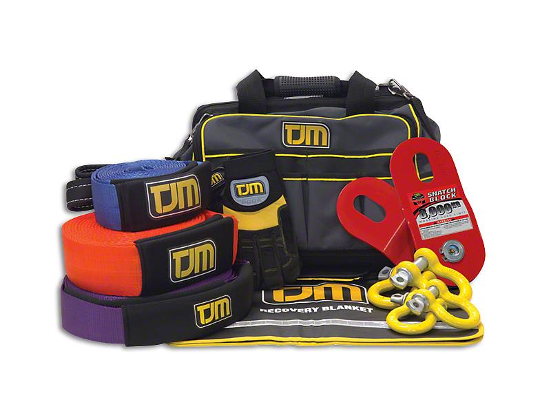TJM Heavy Duty Recovery Kit