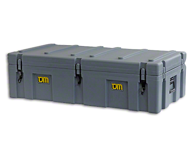 TJM Spacecase Storage Container - 43.25x21.5x12 in. (07-18 Sierra 1500)