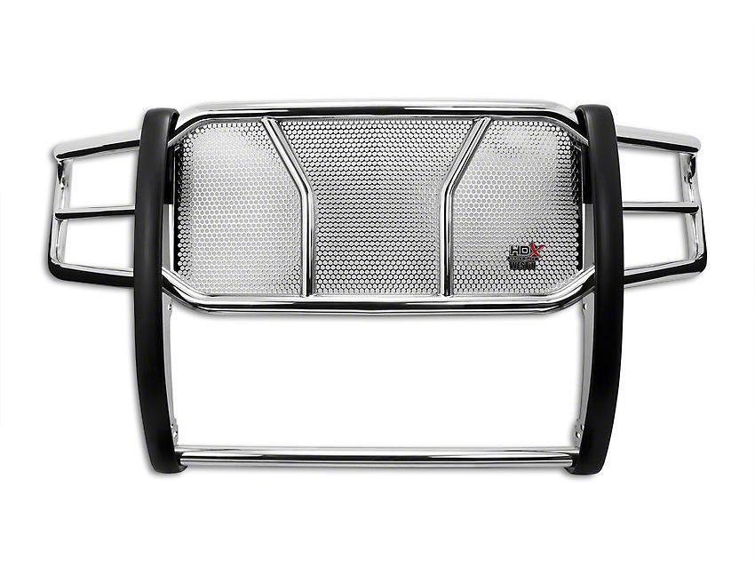 Westin HDX Grille Guard - Stainless Steel (14-15 Sierra 1500)