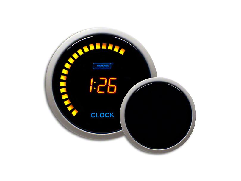 Prosport Digital Clock - Amber (07-19 Sierra 1500)
